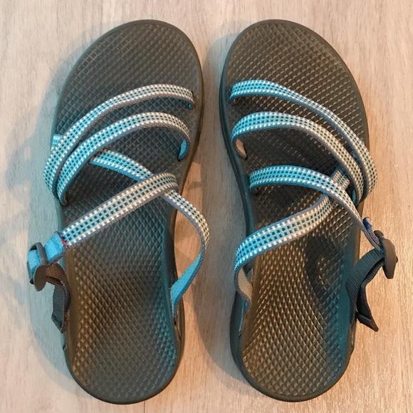 d575de14399b Chaco Shoes - Chaco Women s Wrapsody Slide on Sandal 8M